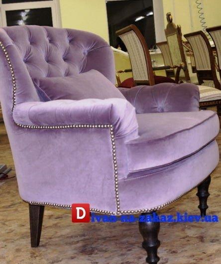 Английское кресло на заказ в Киеве