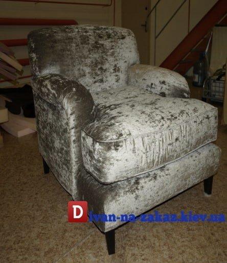кресло мягкое под заказ в Киеве