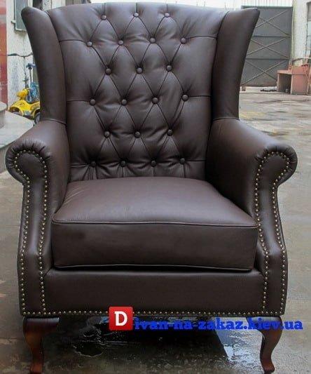 классическое кресло честер