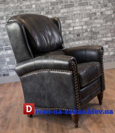 серое уникальные кресла