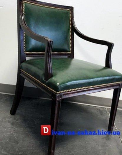 кресло стул на заказ кожа