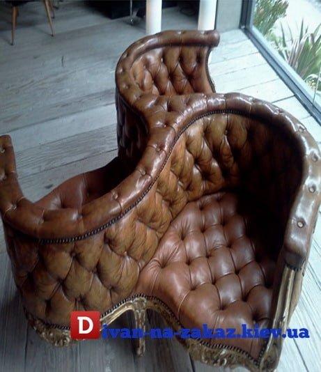 трехместное кресло пропеллер