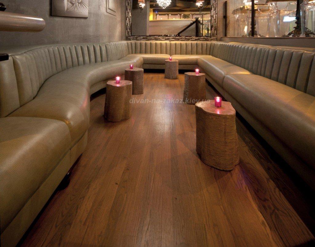 радиусная мебель мебель для ресторанов под заказ