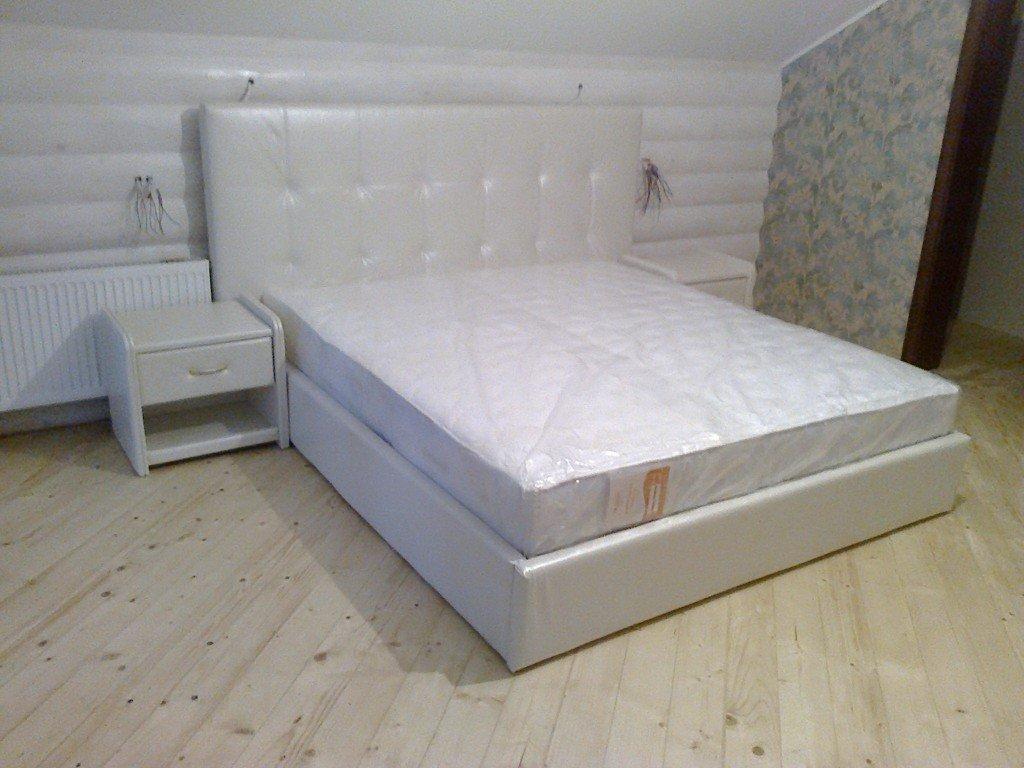 кровать с тумбочками на заказ