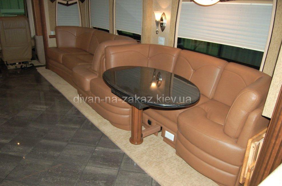 мебель для трейлера под заказ в Киеве