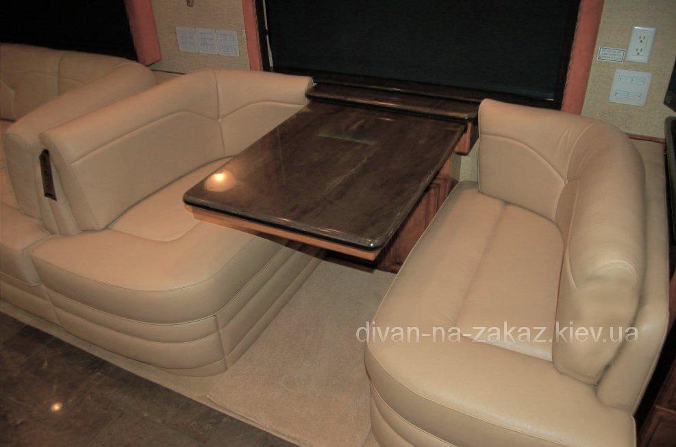 мебель для яхт под заказ