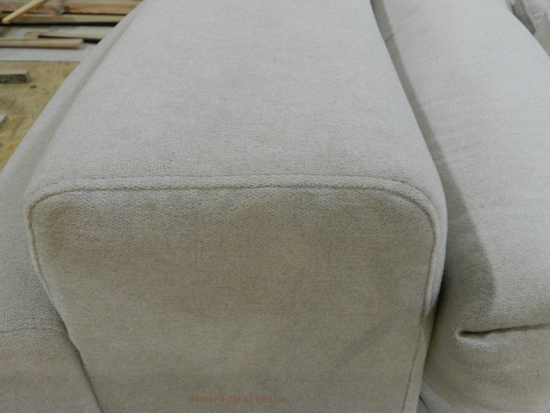 радиусный диван для отеля