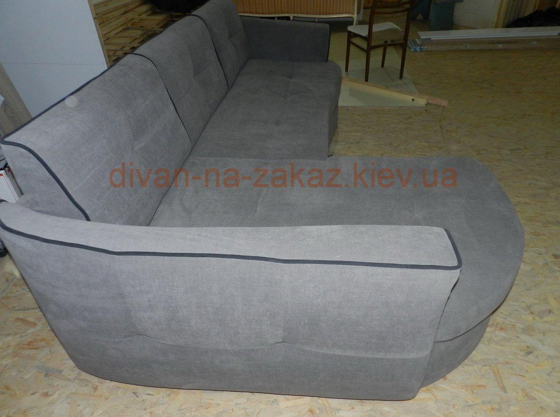 угловой спальный диван на заказ