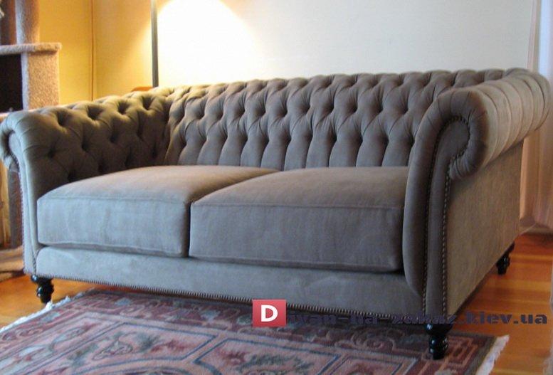 диван честер на заказ офисный