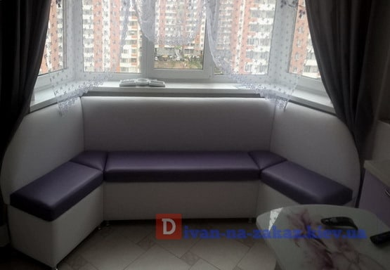диван для кухни под заказ в Киеве
