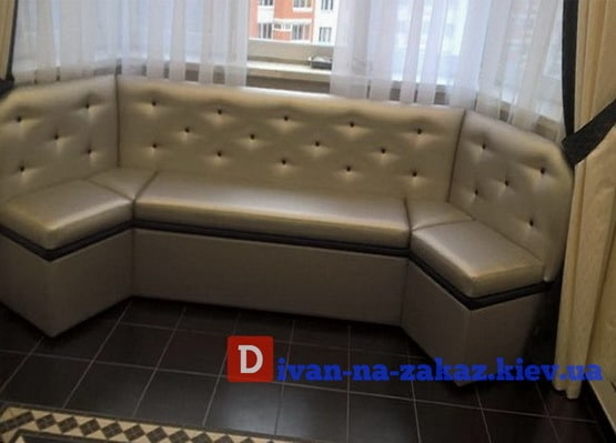 варианты диванов для кухни
