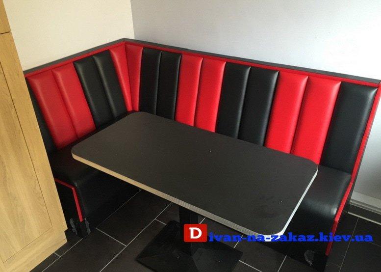 стильные диваны в ресторан