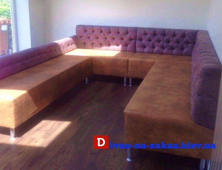 продажа мягкой мебели для кафе