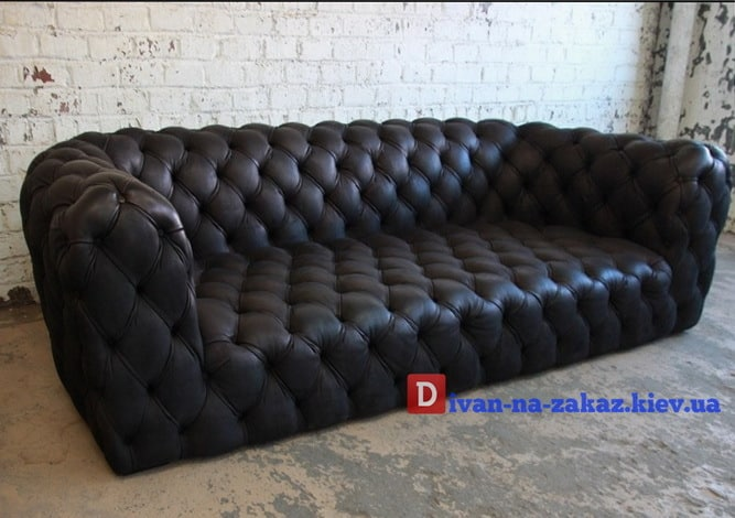 офисный прямой диван на рецепцию