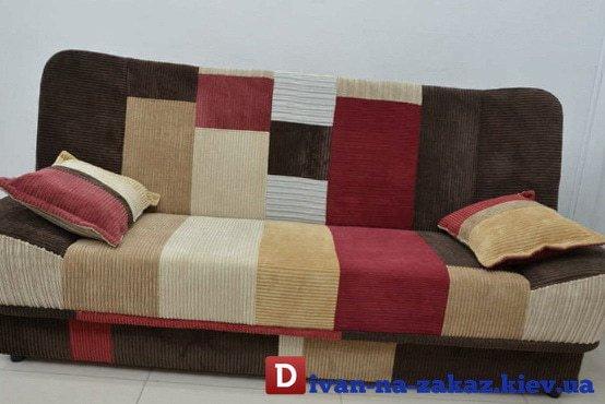 цветной диван для детей