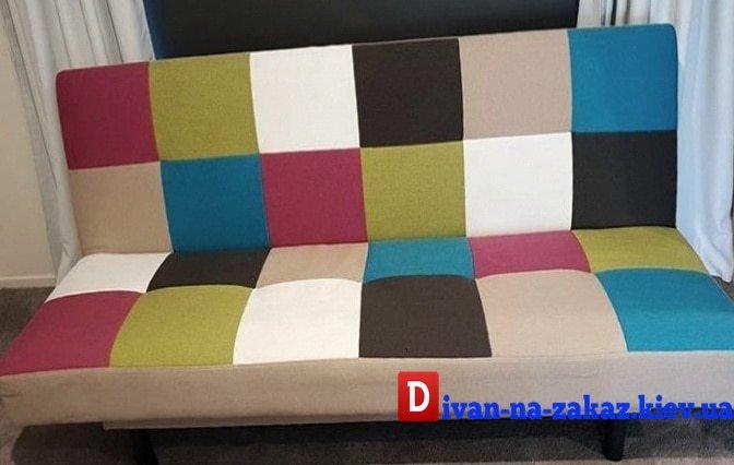 разноцветный диван под заказ Киев