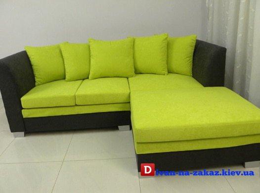 желтый детский диван под заказ Киев