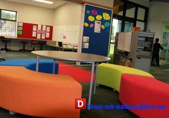 модульные диваны для детей