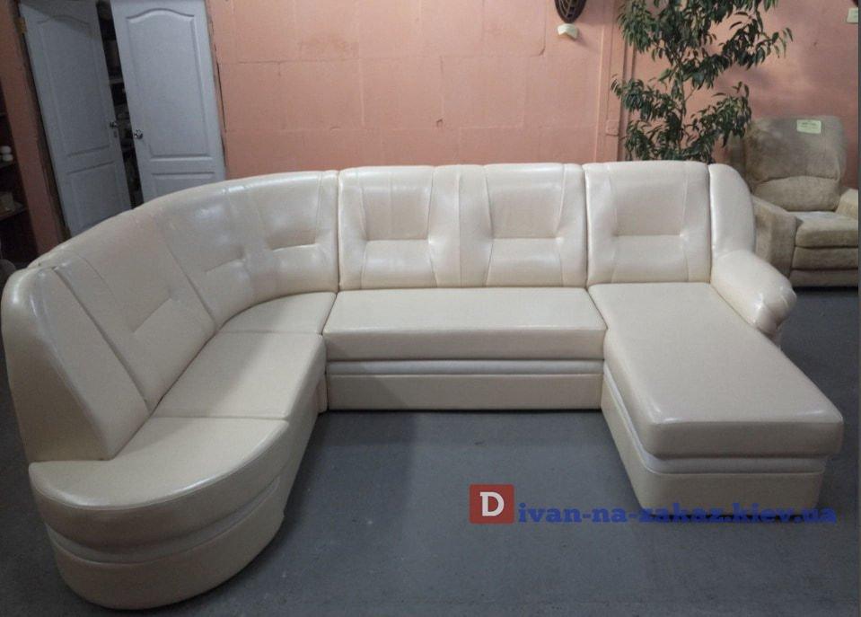 угловой п образный диван на заказ