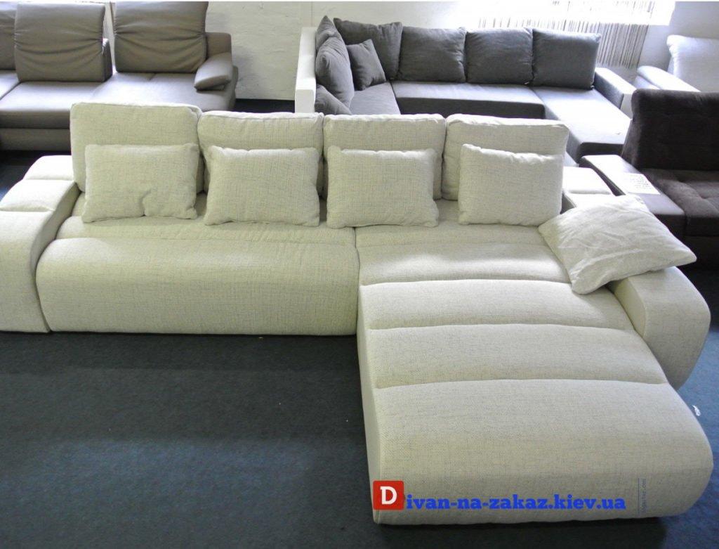 купить белй угловой диван в Киеве