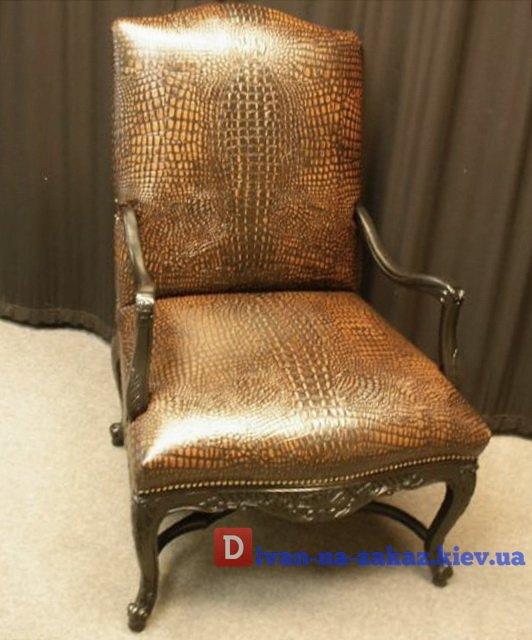 кожаные стулья на заказ в Киеве