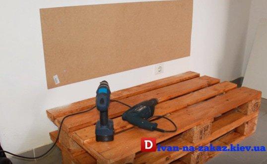производство мебели из паллетов