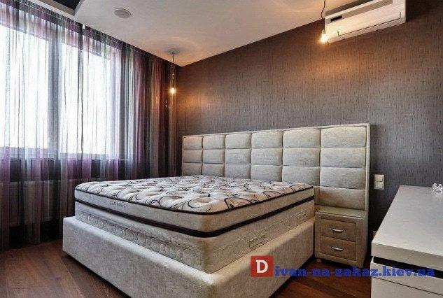 фотографии мягких кроватей на заказ
