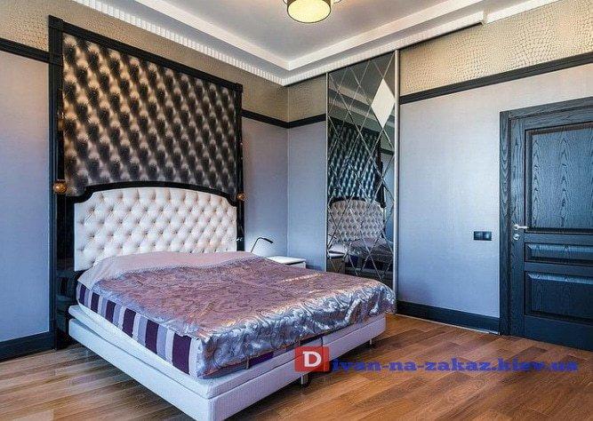 дизайнерская кровать на заказ Печерский район