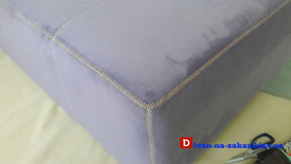 большой модульный диван  на заказ