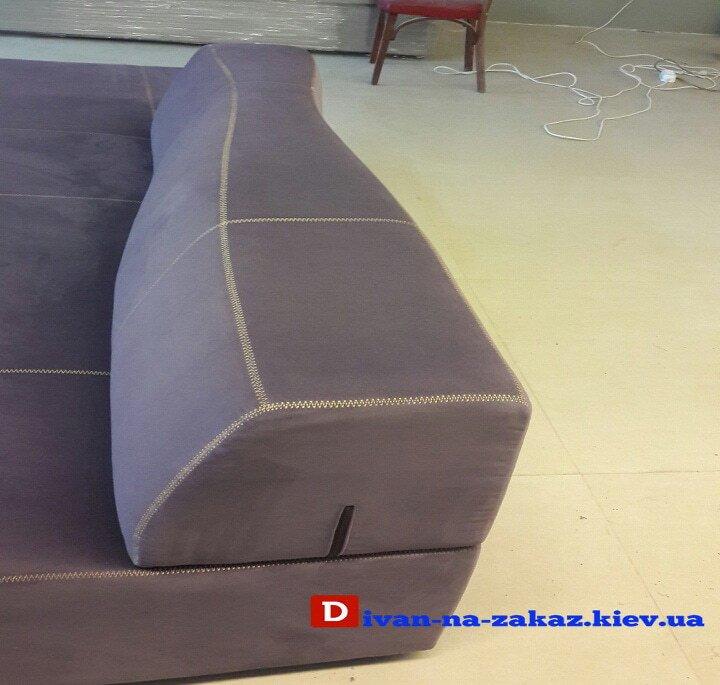 варианты размещения модульного дивана