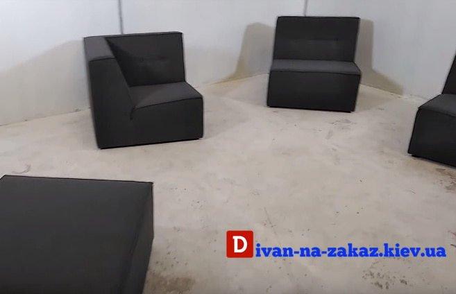 модульные кресла