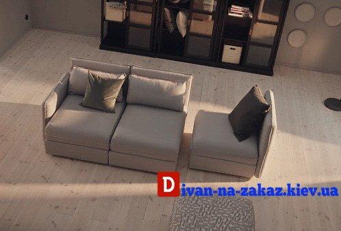 дорогая модульная мягкая мебель