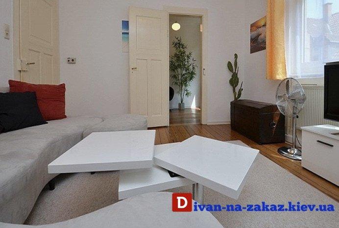 авторский круглый диван под заказ Киев