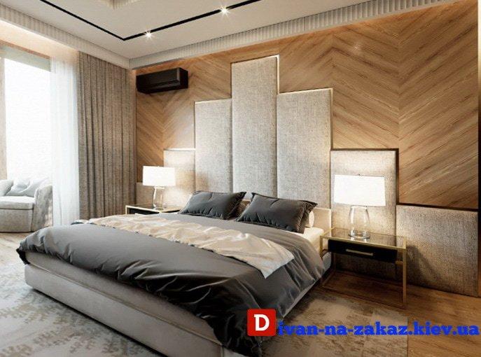 декоративные панели для спальни