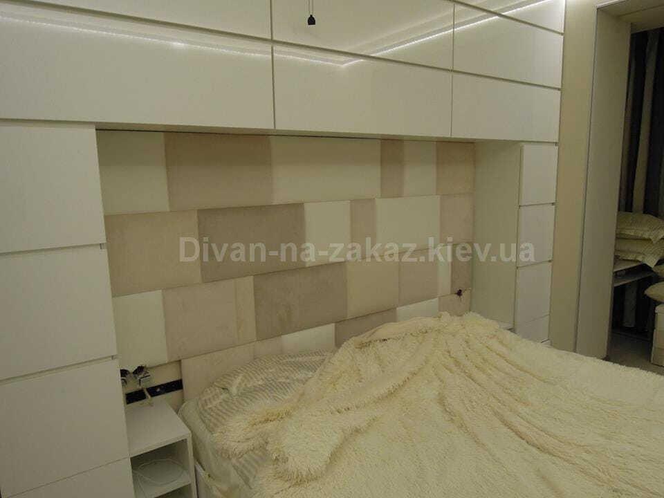 Изголовья кроватей и мягкие стеновые панели на заказ