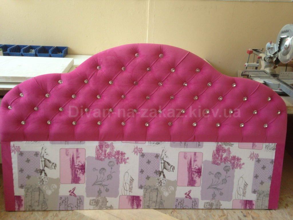 изголовье кровати изготовление мягкого изголовья кровати